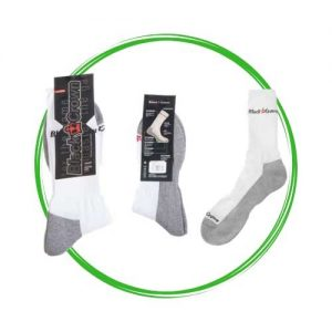 GreenPadel.es Calcetines Black Crown