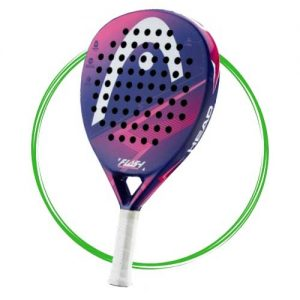 GreenPadel.es Pala Head Flash