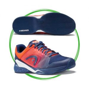 GreenPadel.es Zapatilles Head Revol Pro Clay